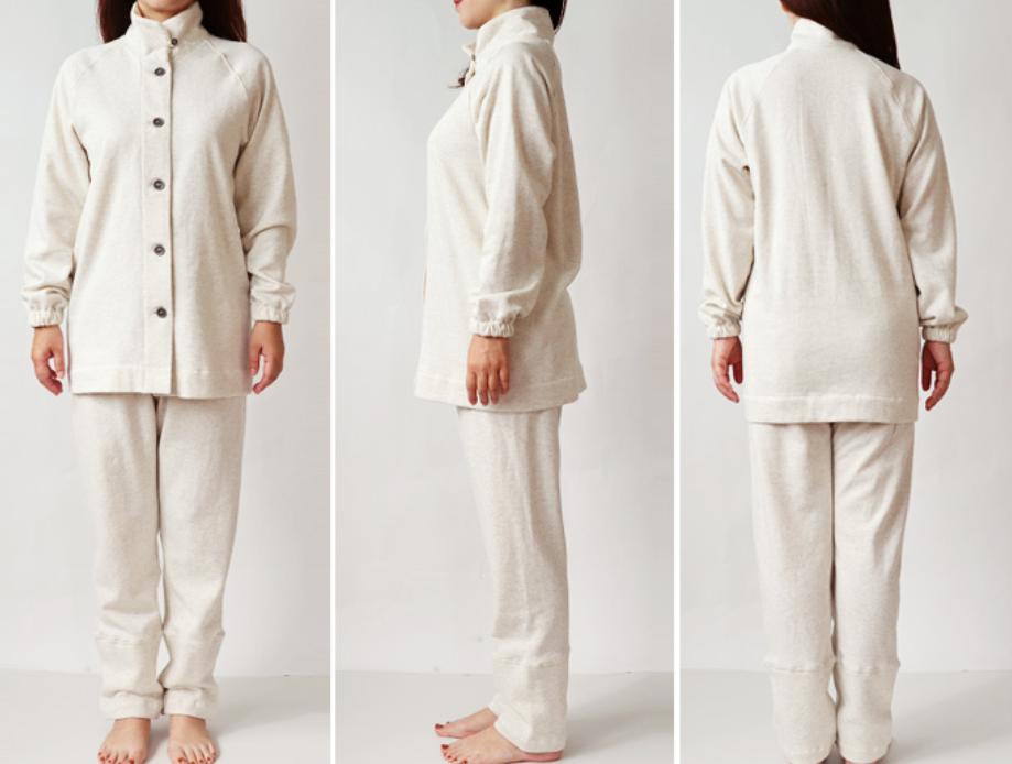 プレゼントに最適!おばあちゃんが冬に欲しい暖かいパジャマ