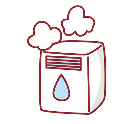 水が入れやすいハイブリット加湿器【アルコレCSH-6043】
