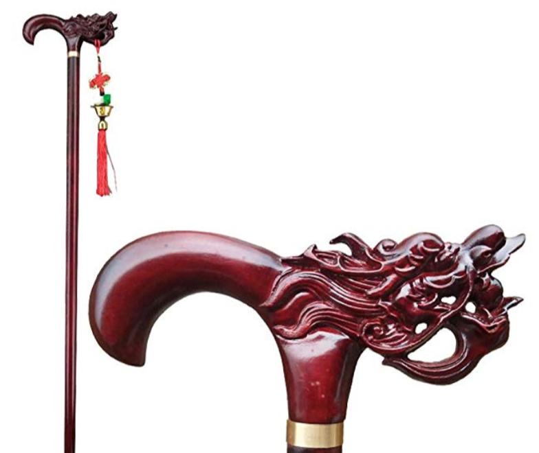 amazonで見つけたかっこいい杖&ブランドの杖