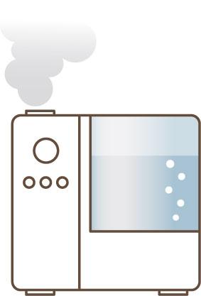 ズボラさん必見!加湿器のタンクは丸ごと洗えるのが楽すぎる