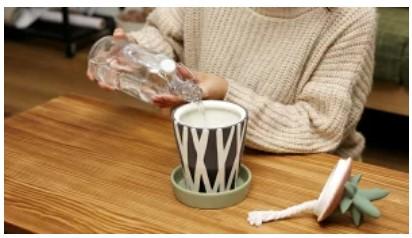 陶器の気化式卓上加湿器でおしゃれなものだけを厳選!