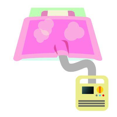高齢者向け布団乾燥機は間違いなくコレです!ダニ退治に!アイリスオーヤマカラリエは軽くて最強!おすすめです。