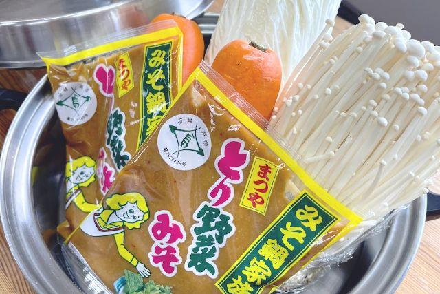 とり野菜みそ鍋 石川県名物 癖になる美味しさ