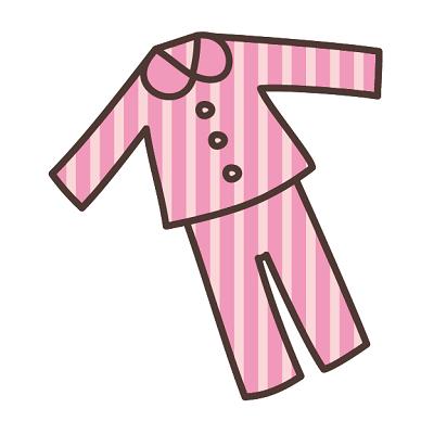 パジャマのイラスト画像