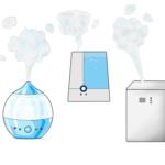 加湿器のイラスト画像