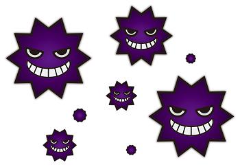 菌のイメージ画像
